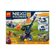 Конструктор Nexo Knights «Катапульта Ланса» (Lele 32013)