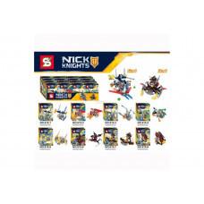 Конструктор Nexo Knights «Минифигурки», Супер Пак 16шт (SY SY615SP)