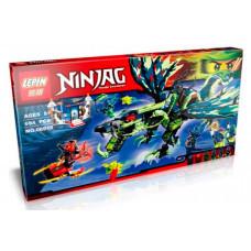 Конструктор Ниндзяго «Атака дракона Морро» (Lepin 06018)