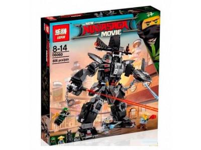 Конструктор Ниндзяго «Робот Гарм» (Lepin 06060)