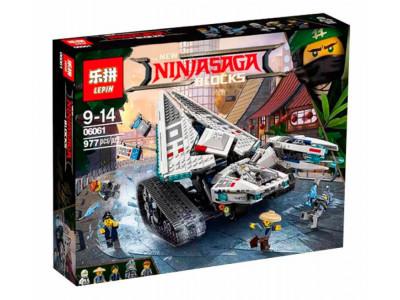 Конструктор Ниндзяго «Ледяной танк» (Lepin 06061)