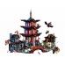 Конструктор Ниндзяго «Храм Аэроджитцу» (Bela 10427)