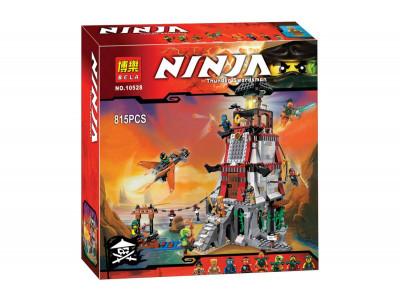 Конструктор Ниндзяго «Осада маяка» (Bela 10528)