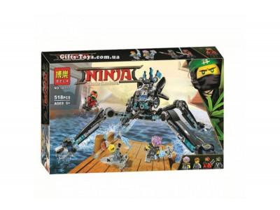 Конструктор Ниндзяго «Водяной Робот» (Bela 10717)