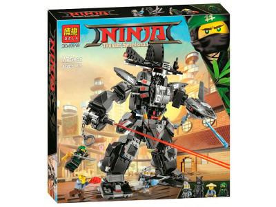 Конструктор Ниндзяго «Робот Гарм» (Bela 10719)