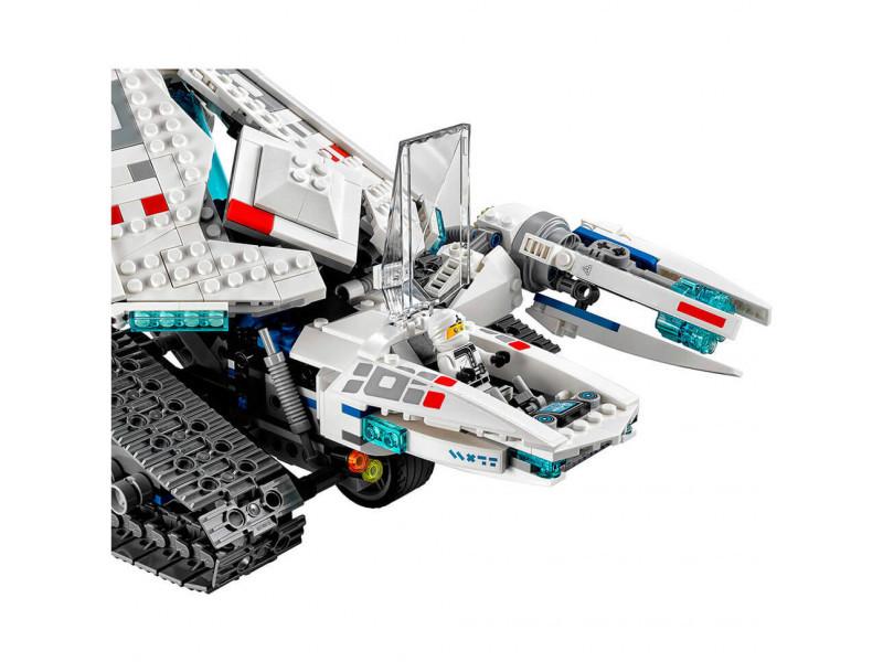 Конструктор brick танк
