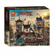 Конструктор Ninjago «Порт НИНДЗЯГО Сити» (Bela 10941)