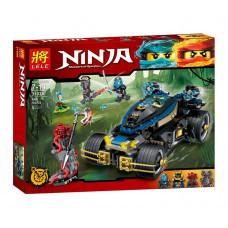 Конструктор Ниндзяго «Ninjago Самурай VXL» (Lele 31026)