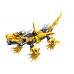 Конструктор Ниндзяго «Желтый робот ниндзя» (Lele 31066)