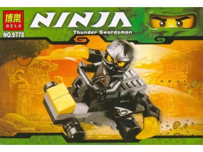 Конструктор Ниндзяго «Последняя битва драконов» (Bela 9778)