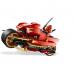 Конструктор Ниндзяго «Супер быстрый мотоцикл ниндзи Кая» (Bela 9754)