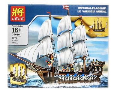 Конструктор Пираты «Корабль Имперский флагман» (Lele 39010)