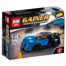 Конструктор  Racers «Bugatti Chiron» (Lepin 28002)