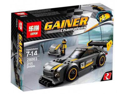 Конструктор  Racers «Mercedes-AMG GT3» (Lepin 28003)