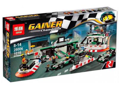 Конструктор  Racers «Mercedes AMG Petronas Formula-1 Team» (Lepin 28006)