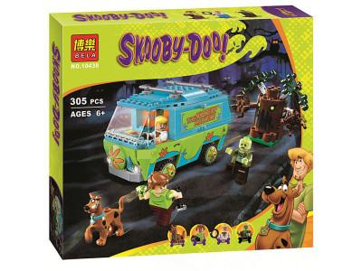 Конструктор Scooby Doo «Фургончик Тайн» (Bela 10430)