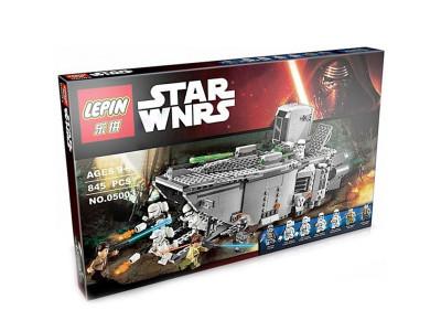 Конструктор Star Wars «Транспорт Первого Ордена» (Lepin 05003)