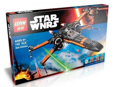 Конструктор Star Wars «Истребитель Дэмерона По» (Lepin 05004)
