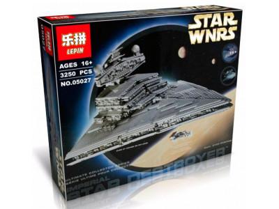 Конструктор Star Wars «Имперский звездный разрушитель» (Lepin 05027)