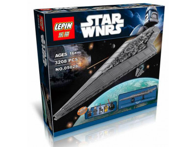 Конструктор Star Wars «Звёздный супер разрушитель» (Lepin 05028)