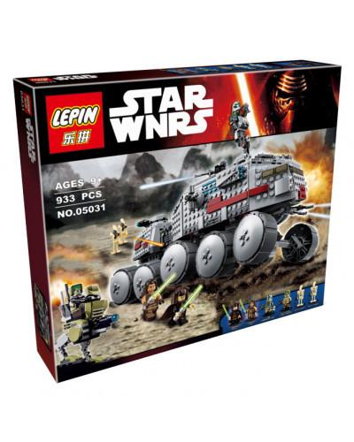 Конструктор Star Wars «Турботанк клонов» (Lepin 05031)