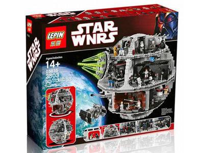 Конструктор Star Wars «Звезда Смерти» (Lepin 05035)