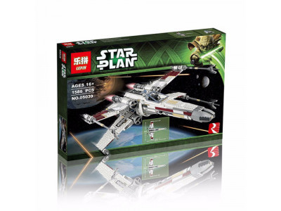 Конструктор Star Wars «Истребитель X-WING RED FIVE» (Lepin 05039)