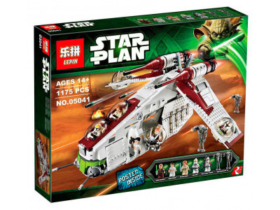Конструктор Star Wars «Республиканский истребитель» (Lepin 05041)