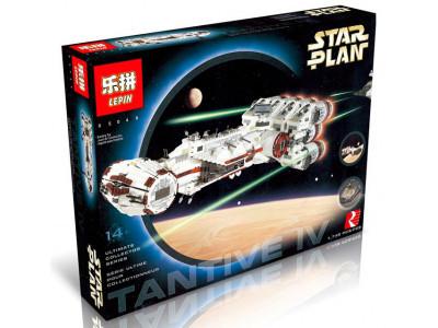 Конструктор Star Wars «Блокадный корабль повстанцев Тантив 4» (Lepin 05046)