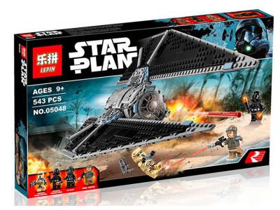 Конструктор Star Wars «Ударный истребитель СИД (TIE Striker)» (Lepin 05048)