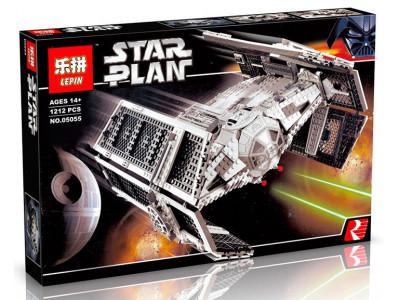 Конструктор Star Wars «Истребитель Дарт Вейдера» (Lepin 05055)