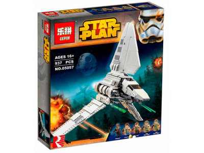 Конструктор Star Wars «Имперский шаттл Тайдириум» (Lepin 05057)