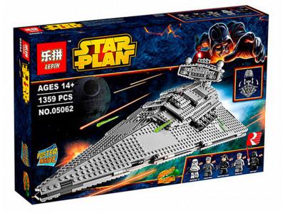 Конструктор Star Wars «Имперский звёздный разрушитель» (Lepin 05062)