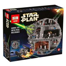 Конструктор Star Wars «Большая звезда смерти» (Lepin 05063)