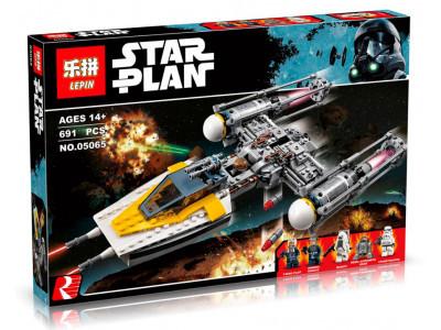 Конструктор Star Wars «Звёздный истребитель типа Y» (Lepin 05065)
