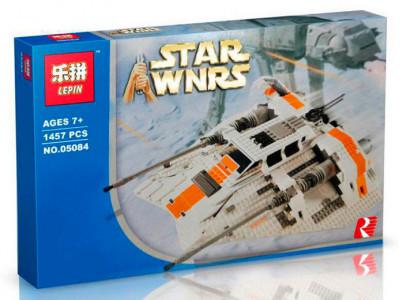 Конструктор Star Wars «Снежный спидер повстанцев» (Lepin 05084)