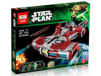 Конструктор Star Wars «Джедайский крейсер класса Защитник» (Lepin 05085)
