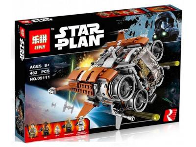 Конструктор Star Wars «Квадджампер Джакку» (Lepin 05111)