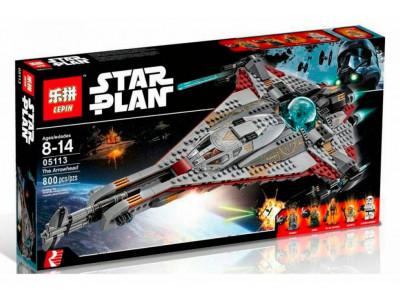 Конструктор Star Wars «Стрела» (Lepin 05113)