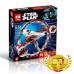 Конструктор Star Wars «Истребитель джедаев с гипердвигателем» (Lepin 05121)