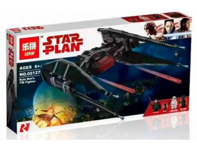 Конструктор Star Wars «Истребитель Сид Кайло Рена» (Lepin 05127)