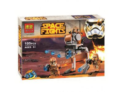 Конструктор Star Wars «Пехотинцы планеты Джеонозис» (Bela 10368)