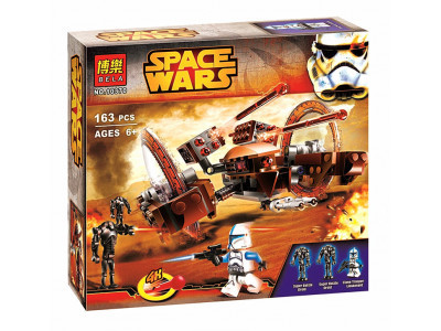 Конструктор Star Wars «Дроид Огненный Град» (Bela 10370)