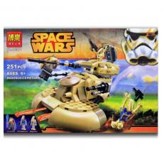 Конструктор Star Wars «Бронированный штурмовой танк ААТ» (Bela 10371)