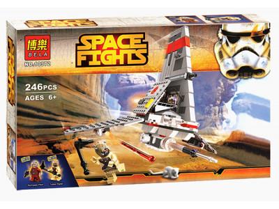 Конструктор Star Wars «Скайхоппер Т-16» (Bela 10372)
