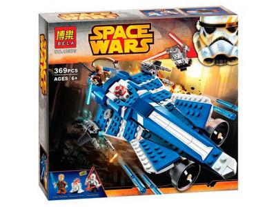 Конструктор Star Wars «Джедайский звездолет Анакина» (Bela 10375)