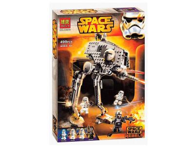 Конструктор Star Wars «Вездеходная оборонительная платформа AT-DP» (Bela 10376)