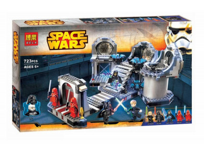 Конструктор Star Wars «Звезда cмерти - Последняя схватка» (Bela 10464)