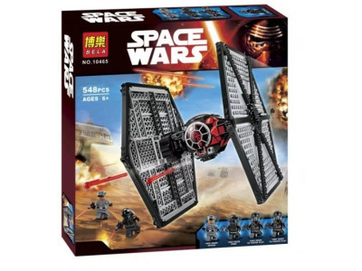 Конструктор Star Wars «Истребитель особых войск Первого Ордена» (Bela 10465)