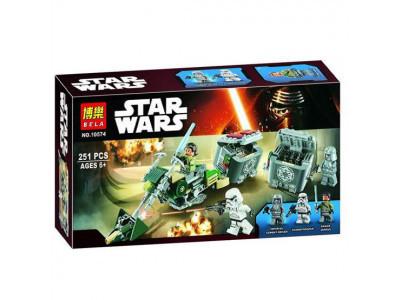 Конструктор Star Wars «Скоростной байк Кенана» (Bela 10574)